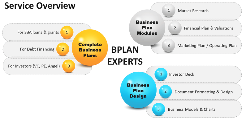 Business Plan Service Overview