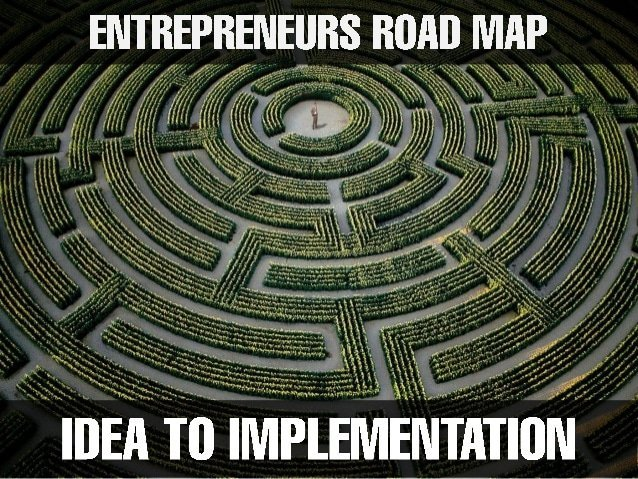 Entrepreneur's Roadmap – Idea to Implementation