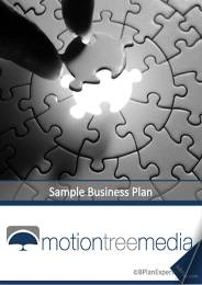 Digital Media Sample Business Plan.fw